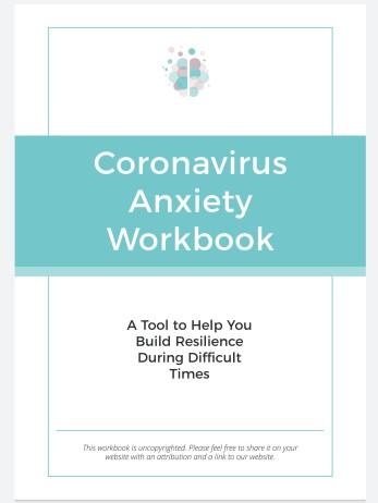 Coronavirus Workbook